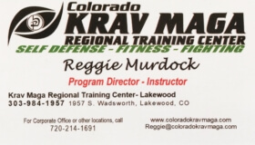 Colorado Krav Maga
