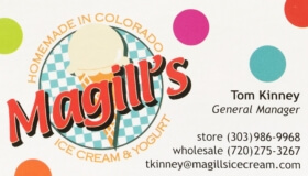 Magill's Ice Cream