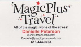 magic plus travel