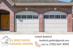 G Brothers Garage Doors