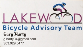 Lakewood Bicycle Advisory Team
